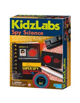 Kidz Labs Spy Science