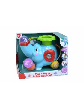 PlayGo Elephant Pop & Hoop Roller 2994
