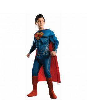 Boys Deluxe Superman Costume