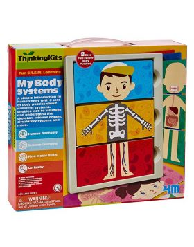 Thinking Kits My Body Systems Set