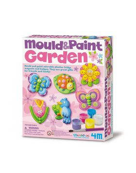 Mould and Paint Garden
