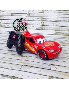 New Disney McQueen RC Car