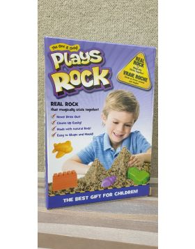 Plays Rock Sand