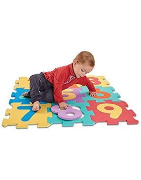 Busy Me Soft Foam Play Mats