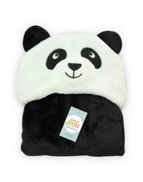 Baby Blore Blanket Panda
