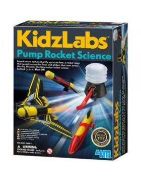 KidzLab-Pump Rocket Science