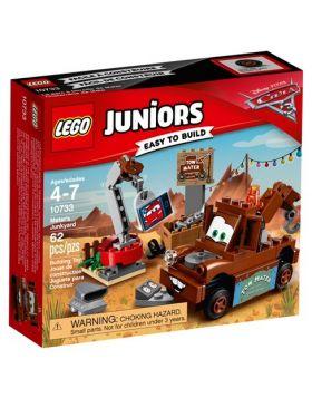 LEGO Juniors Disney Cars 3 Mater's Junkyard 10733
