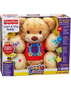 Fisher Price LEARNING BEAR