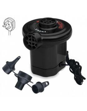 Intex 240 Volt Quick Fill AC Electric Air Pump With Adaptors