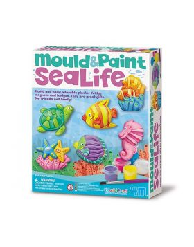 Sealife Mould and Paint