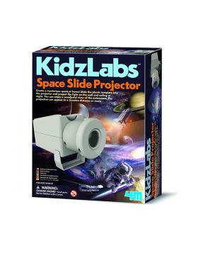 Kidzlabs Space Slide Projector