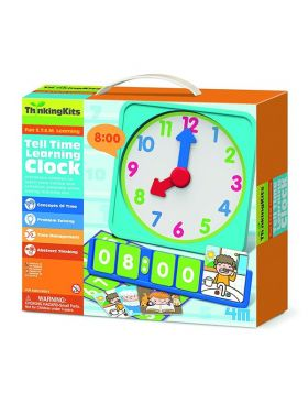 Thinking Kits - Tell Time Learning Clock