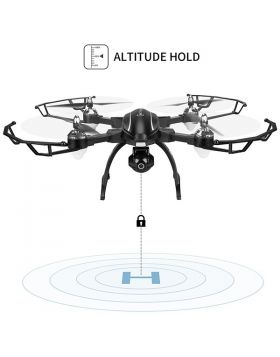 X-34 Foldable Quadcopter With Wifi Camera