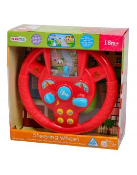 PlayGo Steering Wheel 2456