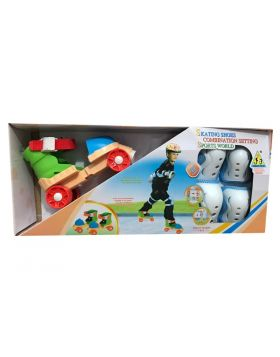 Adjustable Skating shoes Set