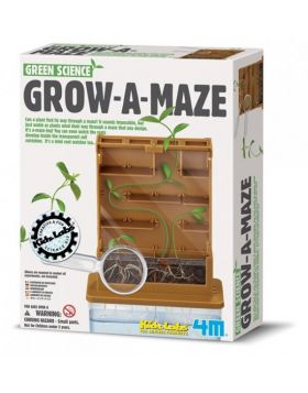 Green Science Grow-A-Maze Kit 4 M
