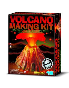 Kidz Labs Volcano Making Kit