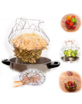 Foldable Cooking Chef Basket