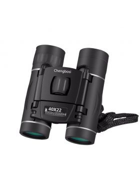 Powerful 40x22 Binocular Portable Hunting HD  Mini Telescope