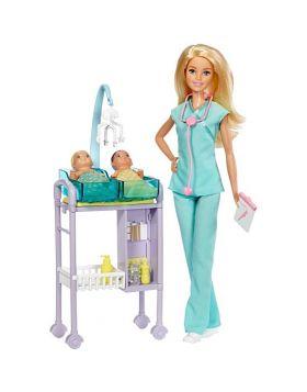 Barbie® Baby Doctor Playset DHB63