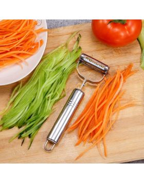 Multi function Peeler Stainless Steel Vegetable Peeler