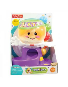 Fisher Price Laugh And Learn Count And Colour Gumball