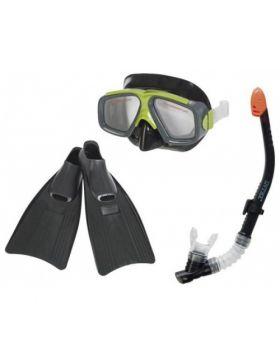 Set for swimming Surfer