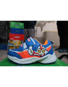 Boys Light Blue Be No 1 Fashion Shoes