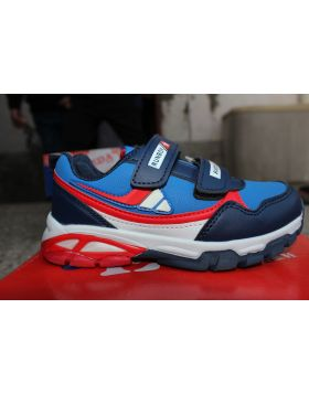 Boys Blue Run Boy Fashion Shoes