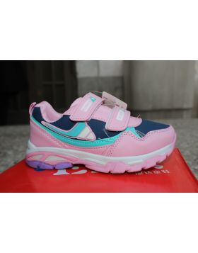 Unisex Run Boy Pink Fashion Shoes