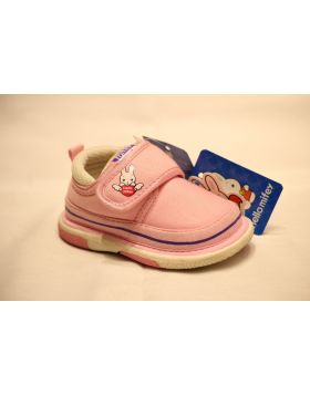 Baby Hello Mifey Pink Shoes