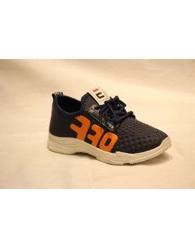 Boys Blue Fashion OFF Shoes