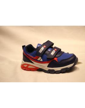 Boys RunBoy Blue Star Shoes