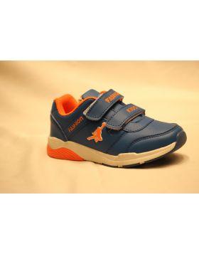 Boys Fashion Kids Blue Shoes