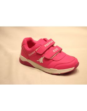 Unisex Fashion Kids Light Pink Shoes