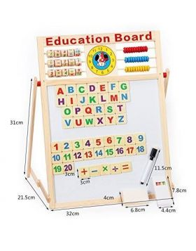 Multi-purpose Magnetic Writing Board