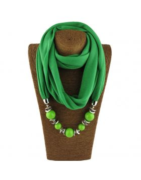 Bijoux Scarf Necklace For Women