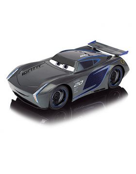Disney Cars 3 Remote Control Jackson Storm Vehicle 1:32