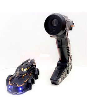 Wall Climber Radio Control with Laser Aiming