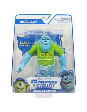 Disney Pixar Monsters University Toys Scare Students