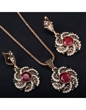 Turkey Bridal Jewelry Sets For Women