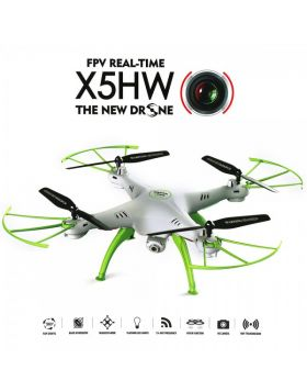 Syma X5HW Quadcopter with HD Wifi Camera