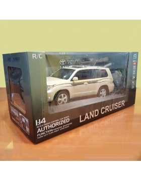 Officially Licensed Land Cruiser 1:14 Scale