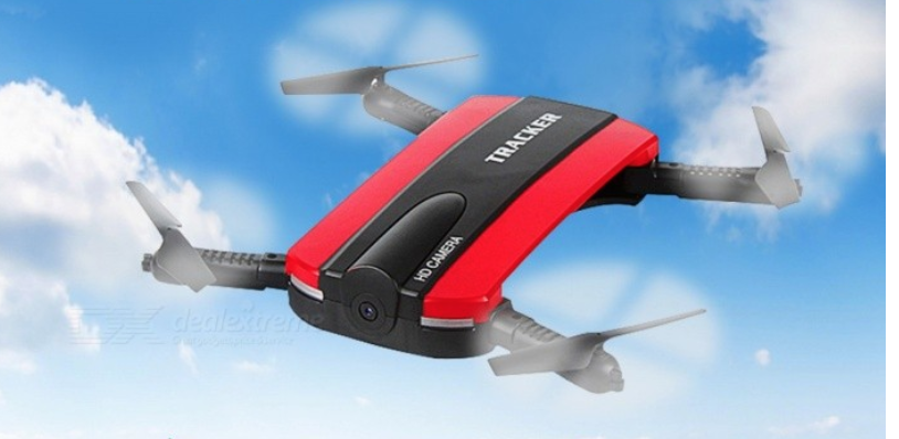 JXD Drone Tracker Camera Hd No 523